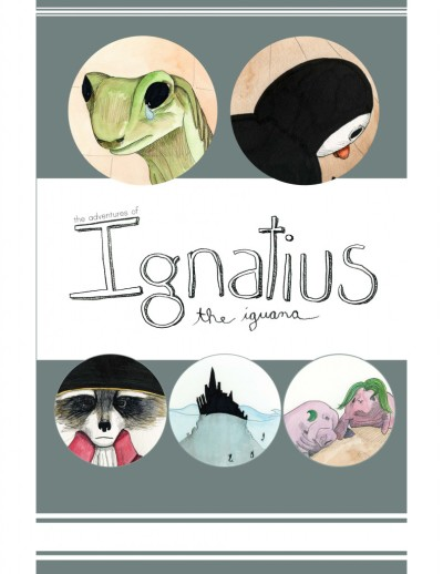 The Adventures of Ignatius the Iguana